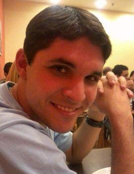 Marcos Costa - Intérprete de Libras