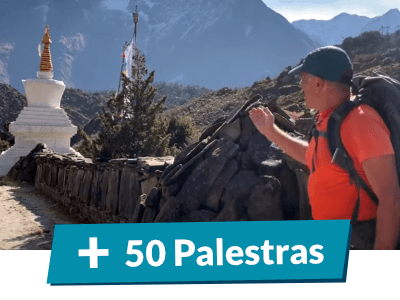 Mais de 50 Palestras gravadas do Congresso de Trekking Gear Tips